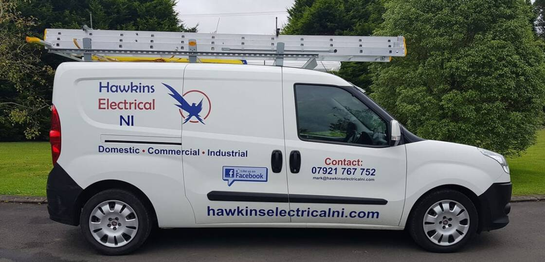 Electrician-Islandmagee-Larne-County-Antrim-Hawkins-Electrical-NI-Northern-Ireland-Electrician